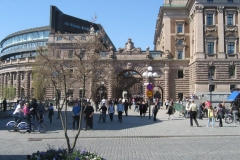 Kevätretki Tukholmaan 2010