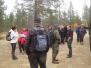 Ruskaretki Saariselälle 2013